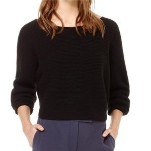Aritzia Wilfred Bourassa Ribbed Slouchy Sweater
